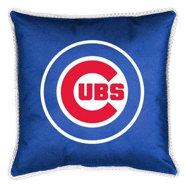 Chicago Cubs Toss Pillow