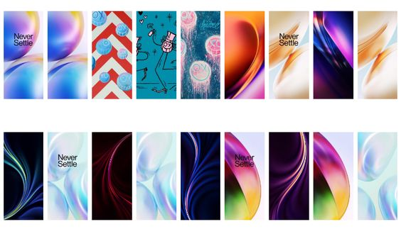 OnePlus Serie 8 Series Wallpapers