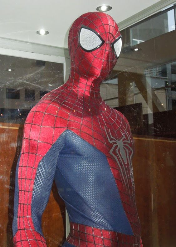 Spiderman, Google and Spiderman costume on Pinterest