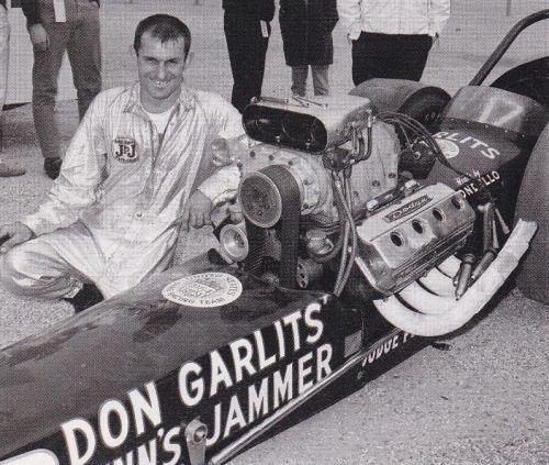 'Big Daddy' Don Garlits