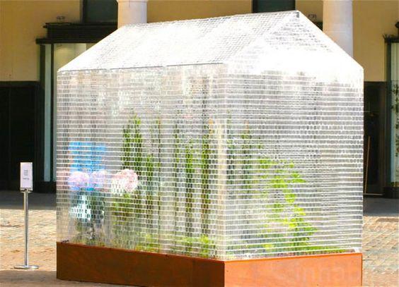 Functional Lego Greenhouse!