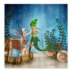 #fantasy #seahorse