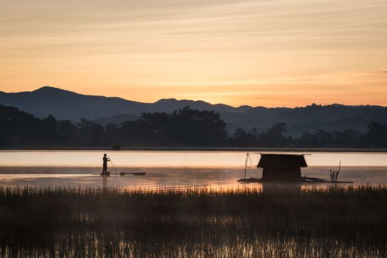 Come explore Pindaya with Thahara and delve deeper into the history and culture of Myanmar while you stay high up in the Shan mountains.  Sunrise in Pindaya, as the locals begin to wake, and prepare for the day to come.