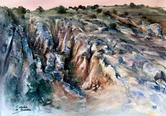 Frutos Cacado de Lucas родился в 1949 году в Cantalejro (Сеговия). В 1969 - 71 г.г. был студентом Испанской ассоциации акварелистов. Был одним из участников создания Ассоциации…