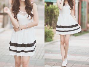 korea vestido