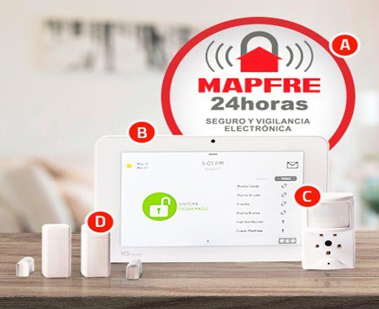 Alarmas Para Casas Mapfre Alarmas Casas Smartphone