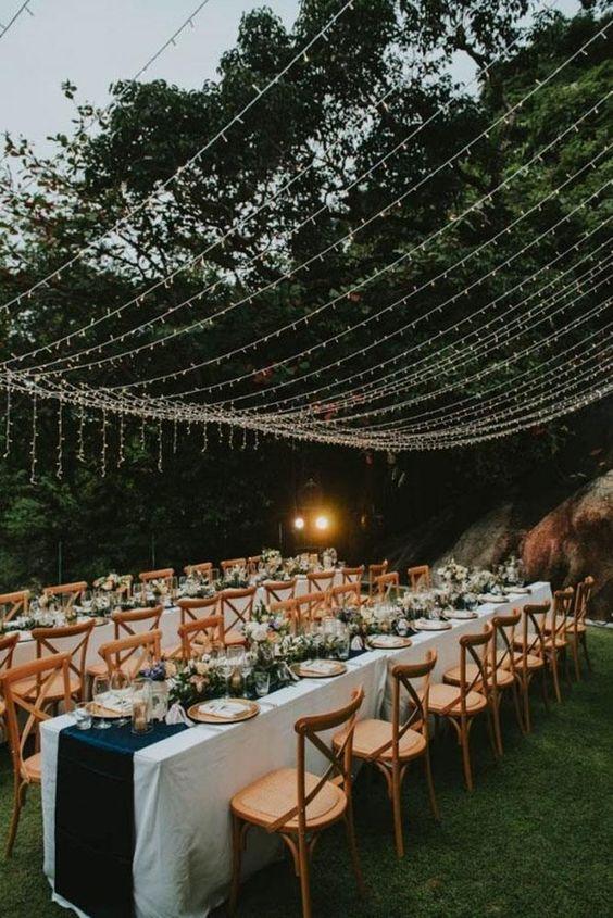 glam wedding decor ideas glam lighting diktatphotography