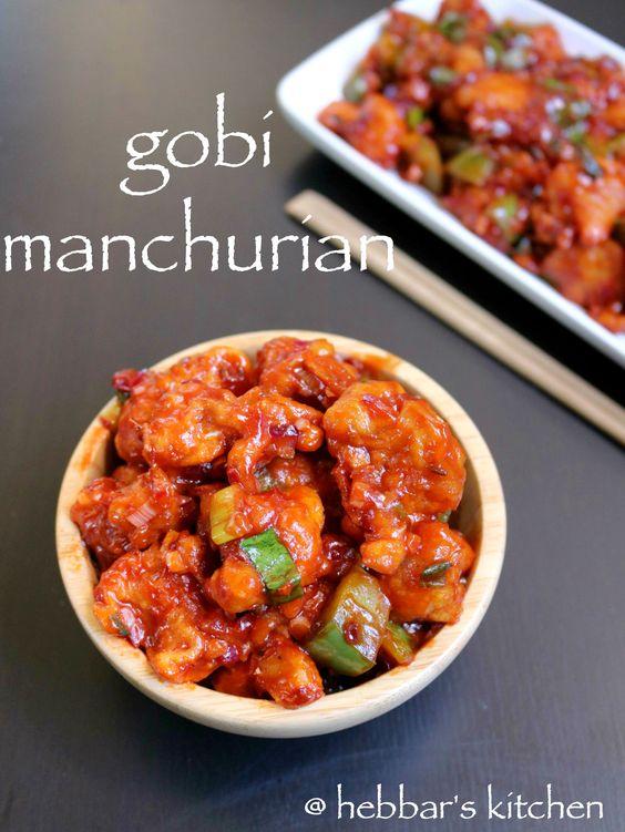 gobi manchurian dry recipe | gobi manchuria recipewith step by step photo…