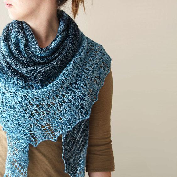 Ravelry: Oceanbound pattern by Melanie Berg