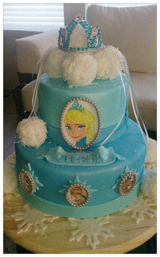 Frozen birthday cake frozen birthday birthday cakes cakes frozen