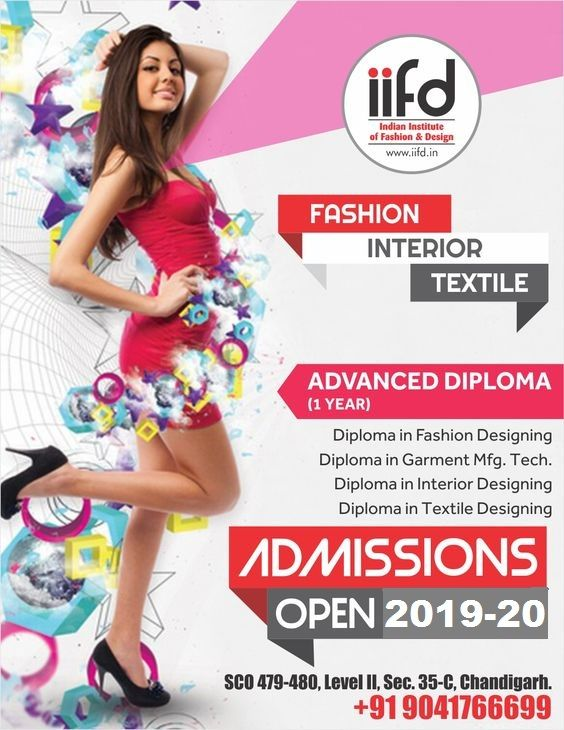 Iifd Fashion Designing Courses Admission Open Fashion Designing Course Fashion Designing Institute Diploma In Fashion Designing