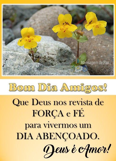 Deus Cuida De Nos Bom Dia Com Jesus Mensagens De Deus