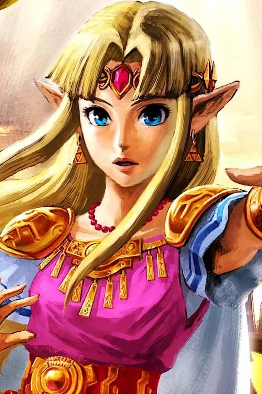 A Link Between Worlds Princess Zelda Smash Bros Super Smash