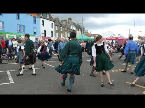Scottish Country Dancing 2019 Harbour Festival Anstruther East Neuk Of Fife Scotland Youtube Scottish Country Dancing Country Dance Fife Scotland