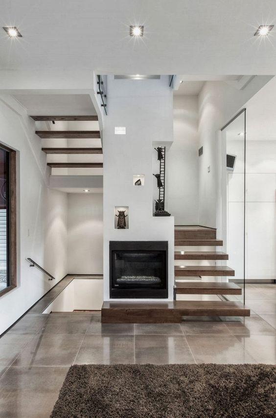 Dise o de interiores arquitectura casa con arquitectura for Casas modernas con interiores contemporaneos