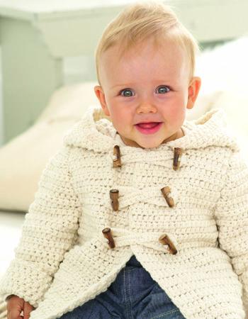 Crochet Pattern Baby Boy Jacket : Pinterest The world s catalog of ideas
