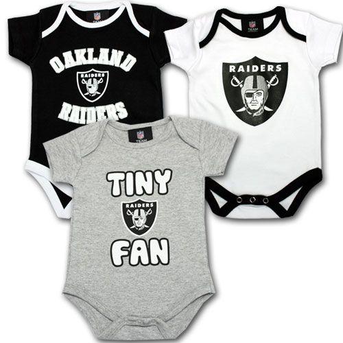 Baby Raiders Onesie Patrick Say These Must