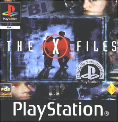 X-Files: Playstation: Amazon.de: Games