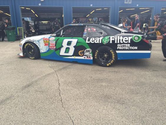 Blake Koch Makes 8th Start at #KentuckySpeedway | LeafFilter #Racing | Blake Koch | LeafFilter Gutter Guards #NASCAR #XFINITY