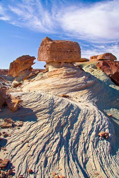 Cap Rocks | Cap Rocks
