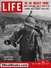 LIFE....Marines go into Lebanon