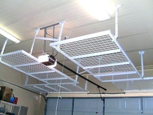 Garage Door Sales Repair Installs Garage Ceiling Storage