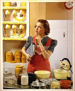 Housework...or Pinterest?
