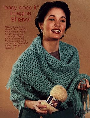 Free Shawl Knitting Patterns For Beginners : Knit patterns, Shawl and Best friend wedding on Pinterest