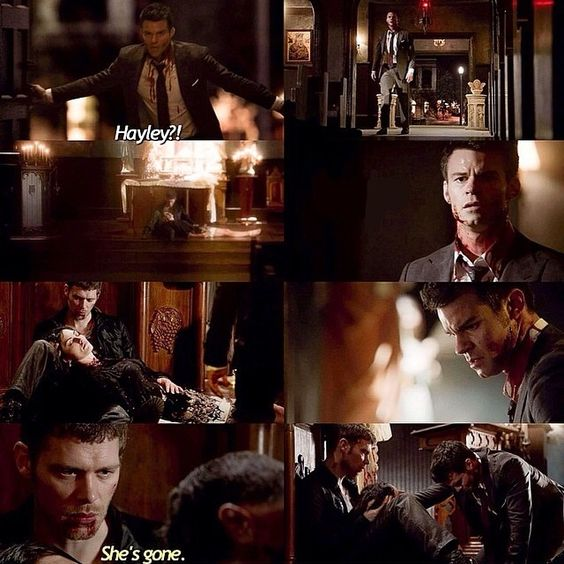 The Originals #1x22 'From a Cradle to a Grave' Season Finale