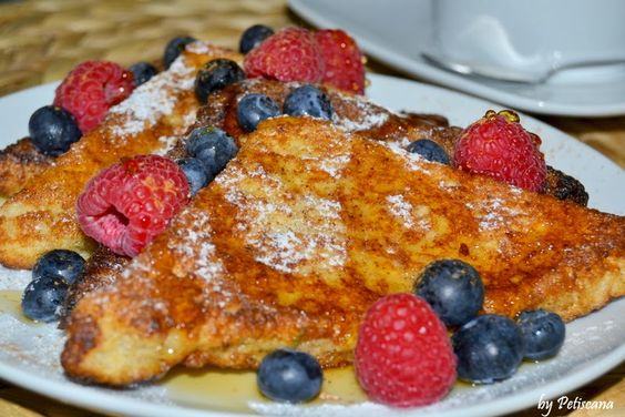 French Toast (Rabanadas)