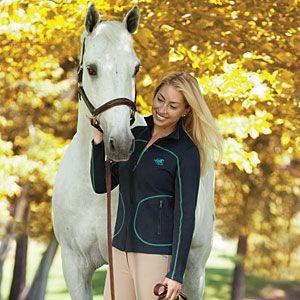 Piper Full Zip Front Fleece Jacket