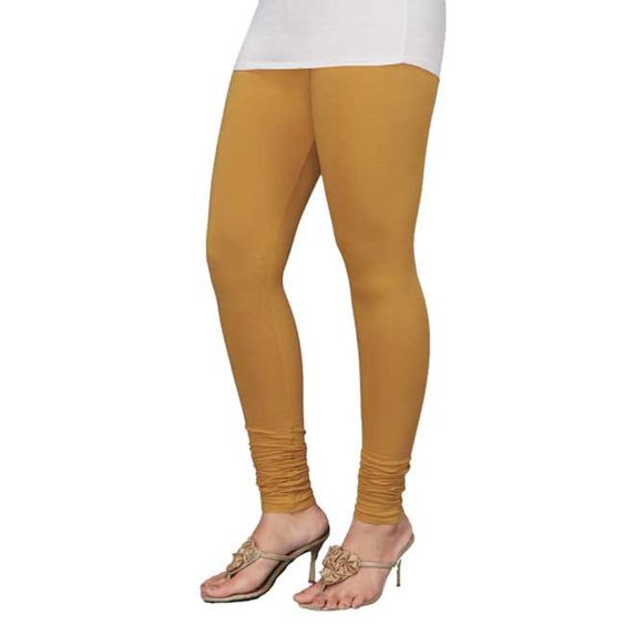 Orange Colour Leggings