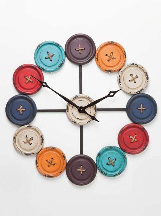 Homelysmart 20 Diy Clock Projects For Home Decor Homelysmart