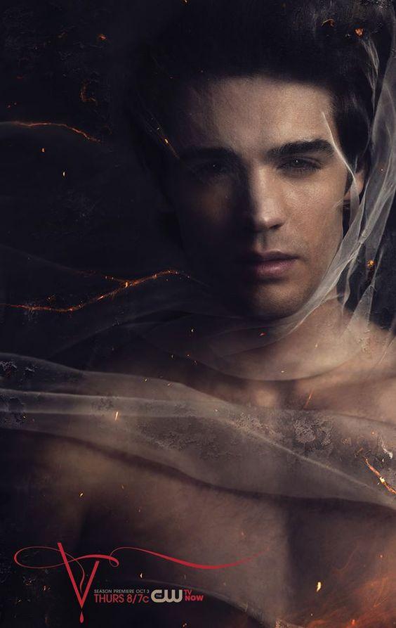 New Vampire Diaries Season 5 Character Poster released! Jeremy Gilbert! | The Vampire Diaries