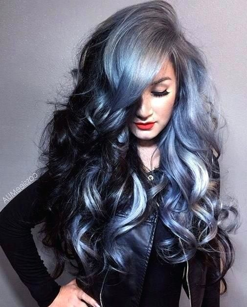Two Toned Hairstyles Most Current Two Tone Long Hairstyles With Best Two Toned Hair Ideas On Two Toned Hair Long Hair Styles Hair Inspo Color