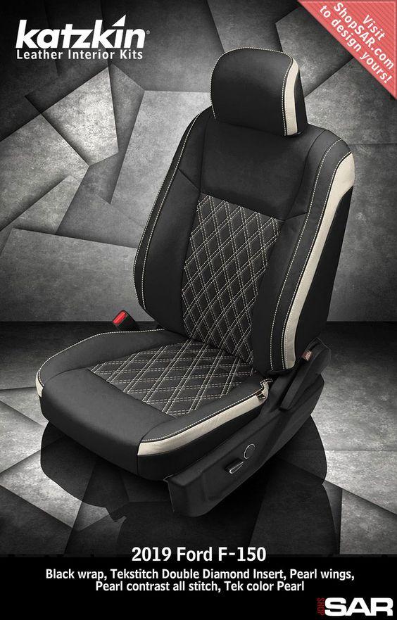 Authorized Dealer For Katzkin Leather Seat Covers Leather Seat Covers Custom Car Interior Car Interior Upholstery