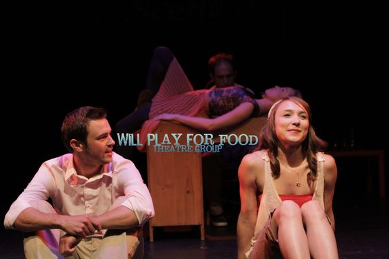 Will Play For Food burst on to the LA Theatre Scene at the 2012 Hollywood Fringe. Now they're back, presenting their inaugural season - and you can enjoy the whole ride with them! They've donated a pass good for their entire 2013 season for one lucky winner and a friend! Such an awesome opportunity to check out new, daring work by some of LA Theatre's freshest up-and-comers. #poker #prizes