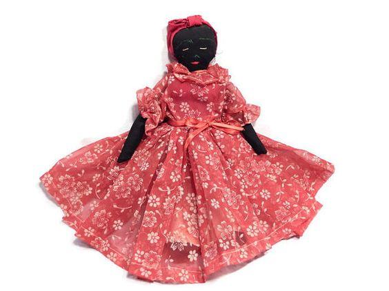 Vintage noir souvenirs Americana tante Jemima par RascalsRarities