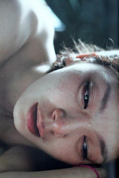 Ariadne's Diary: Ho pianto lacrime.