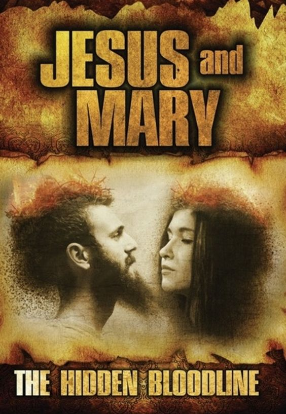 Jesus and Mary: The Hidden Bloodline [DVD] [2018]