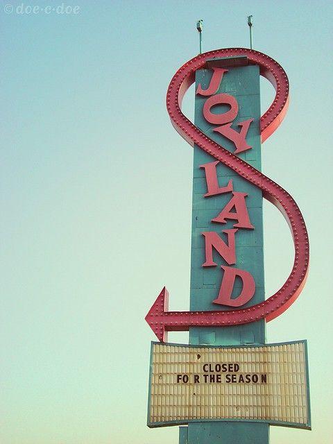 Who closes Joyland?!