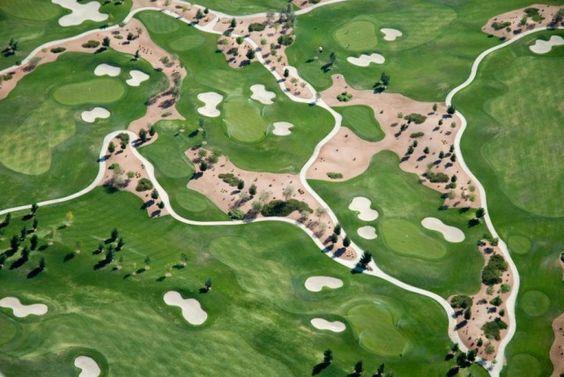 Aerial Landscapes: Las Vegas, Nevada   Alexander Heilner