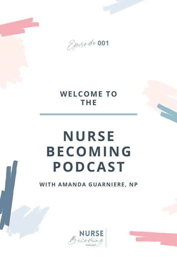 New Podcast Welcome To The Nurse Becoming Podcast The Resume Rx In 2020 Nurse Nursing Students Nursing Tips