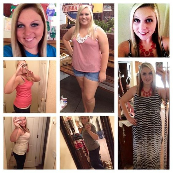Tori is smiling pretty and has made such a big change!!  45lbs and still going!!!