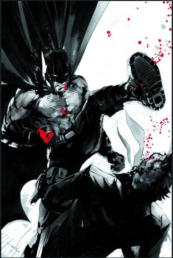 All Star Batman #2 Jock Variant