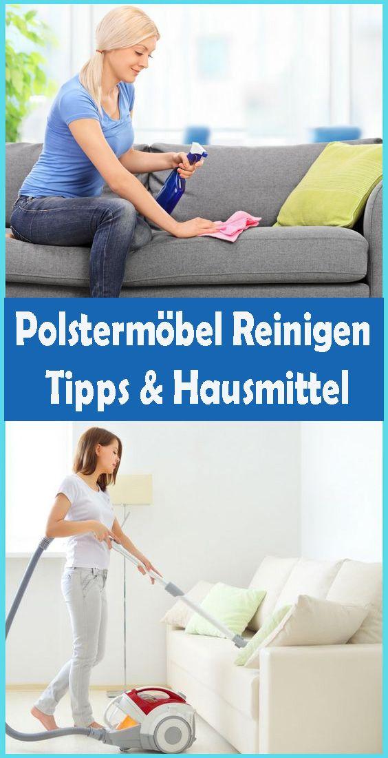 Sofa Und Polstermobel Reinigen Beste Tipps Hausmittel In 2020