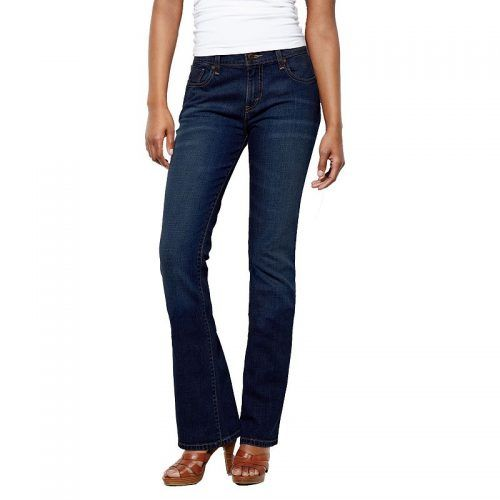 Women's Levi's 515 Bootcut Jeans, Size: 12/31 Tall, Blue. Tall Women's Clothing for Tall Women at PrettyLong.com