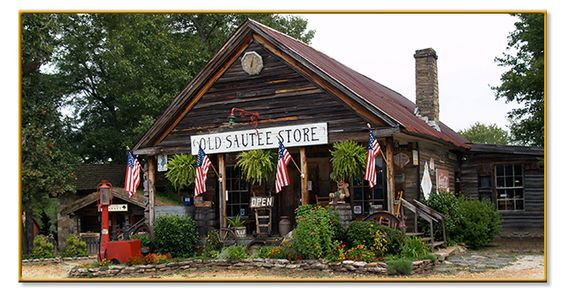 Old Sautee Store - Seasons Greetings! | Places to see - Travel ...
