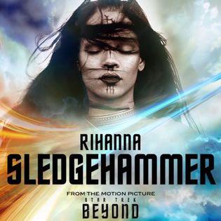 Rihanna – Sledgehammer acapella