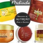 #Pechincha: Máscaras de Nutrição Boas e Baratas